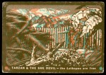 1953 Topps Tarzan and the She Devil #59   The Laikopos Are Free Front Thumbnail