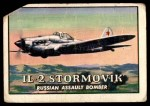 1952 Topps Wings #68   IL-2 Stormovik Front Thumbnail