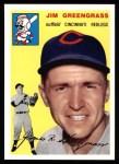 1954 Topps Archives #22  Jim Greengrass  Front Thumbnail