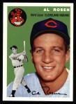 1954 Topps Archives #15  Al Rosen  Front Thumbnail