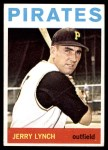 1964 Topps #193  Jerry Lynch  Front Thumbnail