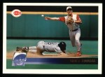 1996 Topps #162  Bret Boone  Front Thumbnail