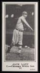1916 M101-5 Blank Back Reprint #96  Jack Lapp  Front Thumbnail