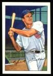 1952 Bowman REPRINT #127  Dick Sisler  Front Thumbnail