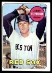 1969 Topps #172  Jerry Stephenson  Front Thumbnail