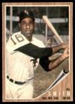 1962 Topps #410  Al Smith  Front Thumbnail