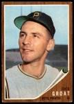 1962 Topps #270  Dick Groat  Front Thumbnail