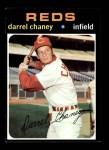 1971 Topps #632  Darrel Chaney  Front Thumbnail