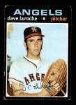 1971 Topps #174  Dave LaRoche  Front Thumbnail