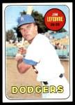 1969 Topps #140  Jim LeFebvre  Front Thumbnail