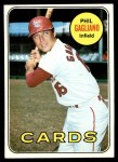 1969 Topps #609  Phil Gagliano  Front Thumbnail