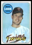 1969 Topps #317  Bruce Look  Front Thumbnail