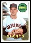 1969 Topps #125  Ray Sadecki  Front Thumbnail