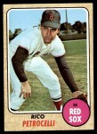 1968 Topps #430  Rico Petrocelli  Front Thumbnail