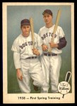 1959 Fleer #11   -  Ted Williams  1st Spring Training Front Thumbnail