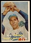 1957 Topps #337  Rene Valdes  Front Thumbnail