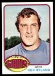 1976 Topps #236  Bob Hyland  Front Thumbnail