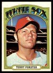 1972 Topps #539  Terry Forster  Front Thumbnail