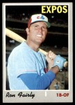 1970 Topps #690  Ron Fairly  Front Thumbnail