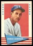 1961 Fleer #32  Charlie Gehringer  Front Thumbnail