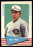 1961 Fleer #56  Dolf Luque  Front Thumbnail