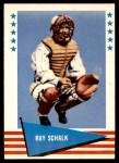 1961 Fleer #136  Ray Schalk  Front Thumbnail