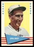 1961 Fleer #71  Eppa Rixey  Front Thumbnail