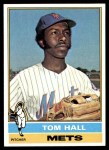 1976 Topps #621  Tom Hall  Front Thumbnail