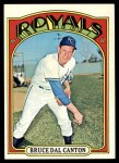 1972 Topps #717  Bruce Dal Canton  Front Thumbnail