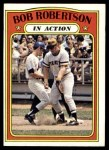 1972 Topps #430   -  Bob Robertson In Action Front Thumbnail