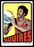 1972 Topps #186  Bernie Williams   Front Thumbnail