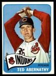 1965 Topps #332  Ted Abernathy  Front Thumbnail