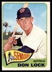 1965 Topps #445  Don Lock  Front Thumbnail