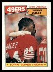 1987 Topps #125  Charles Haley  Front Thumbnail