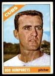 1966 Topps #342  Bob Humphreys  Front Thumbnail
