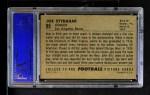 1952 Bowman Large #99  Joe Stydahar  Back Thumbnail
