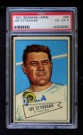 1952 Bowman Large #99  Joe Stydahar  Front Thumbnail