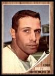 1962 Topps #504  Eddie Bressoud  Front Thumbnail
