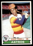 1979 Topps #515  Enos Cabell  Front Thumbnail