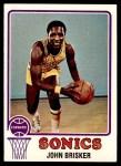 1973 Topps #7  John Brisker  Front Thumbnail