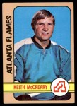 1972 Topps #27  Keith McCreary  Front Thumbnail