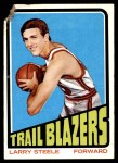 1972 Topps #26  Larry Steele   Front Thumbnail