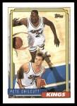 1992 Topps #38  Pete Chilcutt  Front Thumbnail