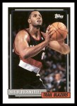 1992 Topps #60  Kevin Duckworth  Front Thumbnail