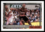1992 Topps #94  Cliff Robinson  Front Thumbnail