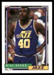1992 Topps #177  Mike Brown  Front Thumbnail