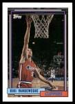1992 Topps #250  Kiki Vandeweghe  Front Thumbnail