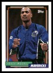 1992 Topps #336  Tracy Moore  Front Thumbnail