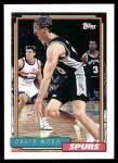 1992 Topps #367  David Wood  Front Thumbnail