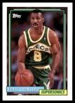 1992 Topps #384  Eddie Johnson  Front Thumbnail